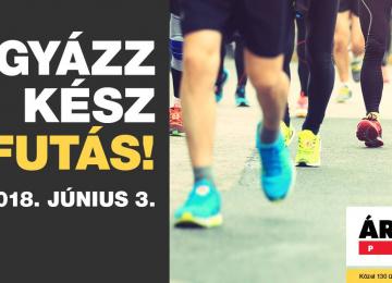 Gyere el Pécs legélménydúsabb futófesztiváljára!