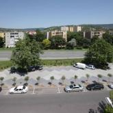 Laterum Hotel parkoló