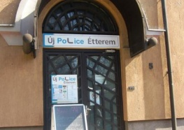 Új Police étterem